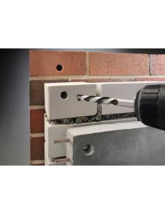 Broca cilindrica hormigon ROCKER 5,0MM,Blister