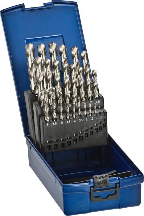 con rebaje v/ástago, DIN 338 19/mm de di/ámetro 159190/ KWB HSS metal brocas 1/pieza